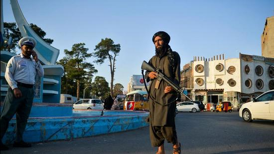 While India's immediate focus has been on evacuating its nationals from Afghanistan, the country has backed efforts to ensure that Afghan soil isn't used for sheltering terrorists or planning terror attacks. (AFP)