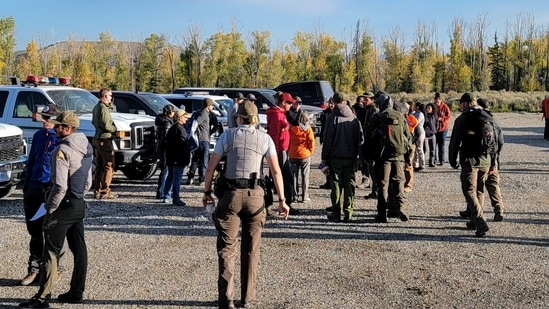 Officials: Body found in Wyoming believed to be Gabby Petito