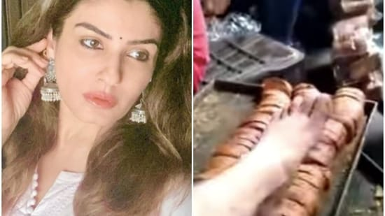 Raveena Tandon called for the arrest of the bakery workers.