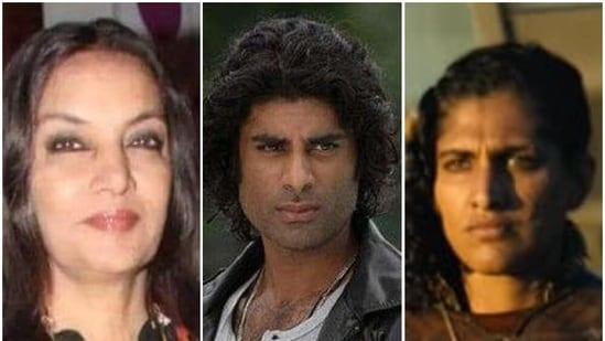 Shabana Azmi, Sikander Kher and Kubbra Sait are all poised to appear in Hollywood projects.
