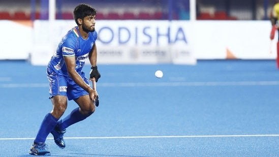 Initially disappointed, but Varun Kumar feels lucky to be a part of Olympic hockey history