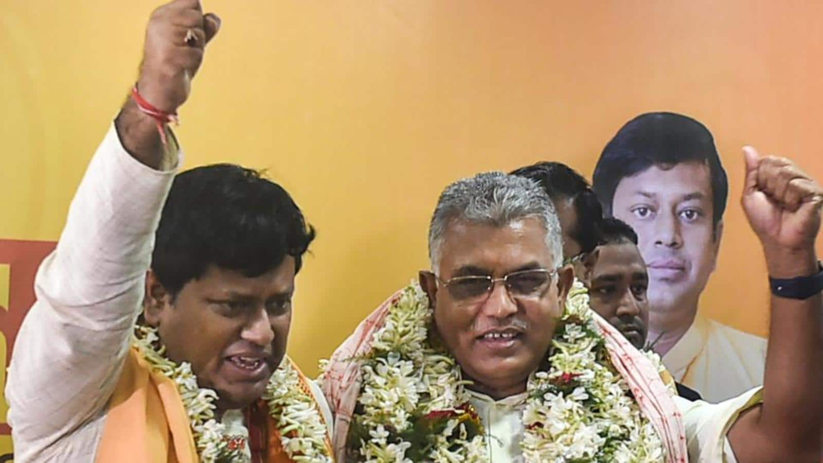 Mamata's mosque visit insult to Islam, says Bengal BJP's new boss; cleric rebuts