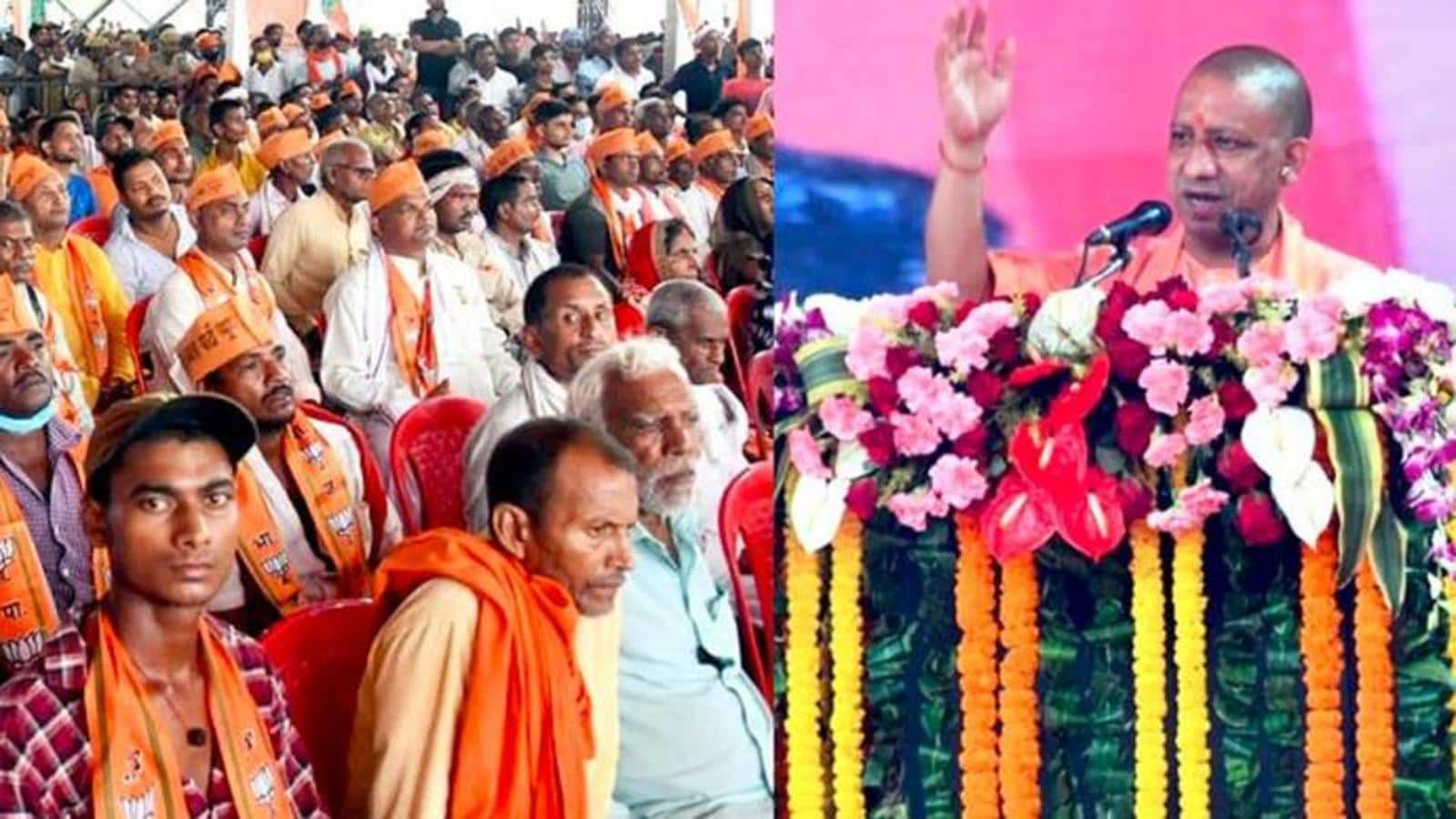 BJP govt wiping out mafias and goons protected earlier in UP: Yogi Adityanath