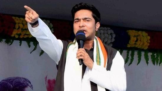 Trinamool Congress MP Abhishek Banerjee. (PTI)
