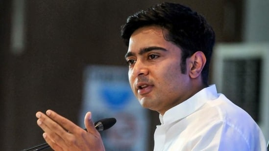 Previously, the ED asked Abhishek Banerjee to appear before it on September 6, while Rujira on September 1.(PTI file photo)