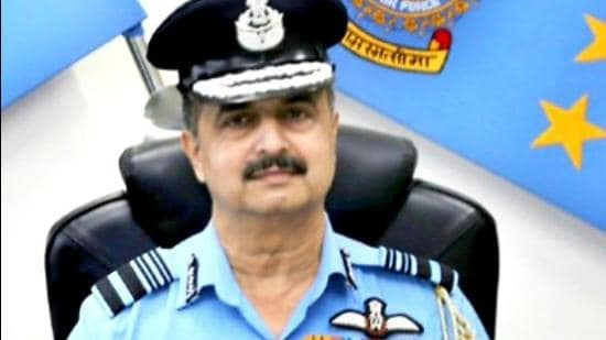 Air Marshal Vivek Chaudhari, who will be the senior-most IAF officer on September 30, will be the next Indian Air Force chief
