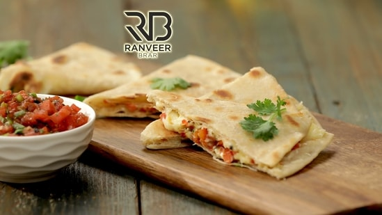 Recipe: Craving Mexican food tonight? Whip up Cheese Corn Quesadilla(Chef Ranveer Brar, Brand Ambassador of Go Cheese)