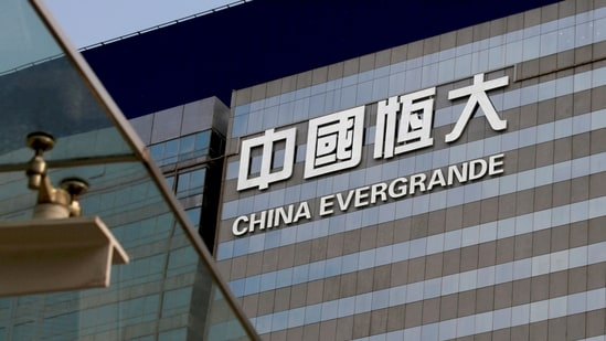 Evergrande, the world's most-indebted real estate company with over $300 billion in liabilities(REUTERS)