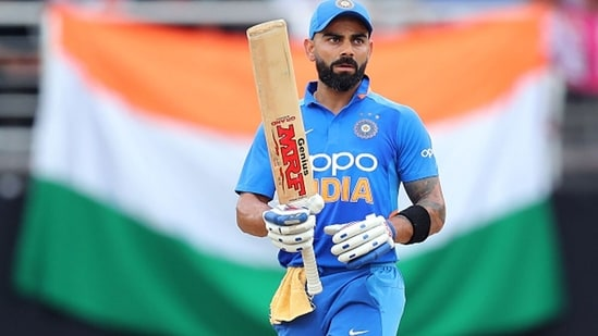 Virat Kohli stepped down as India's T20I and RCB's captain in a span of few days.(Getty)