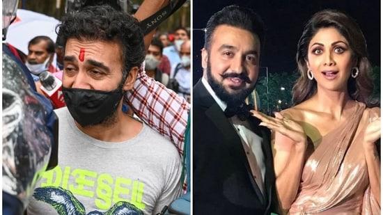 Shilpa Shetty's husband Raj Kundra was released on Tuesday.(AFP/Instagram)