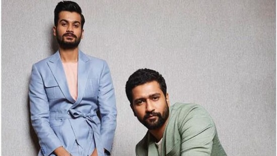 Vicky Kaushal and Sunny Kaushal are siblings.