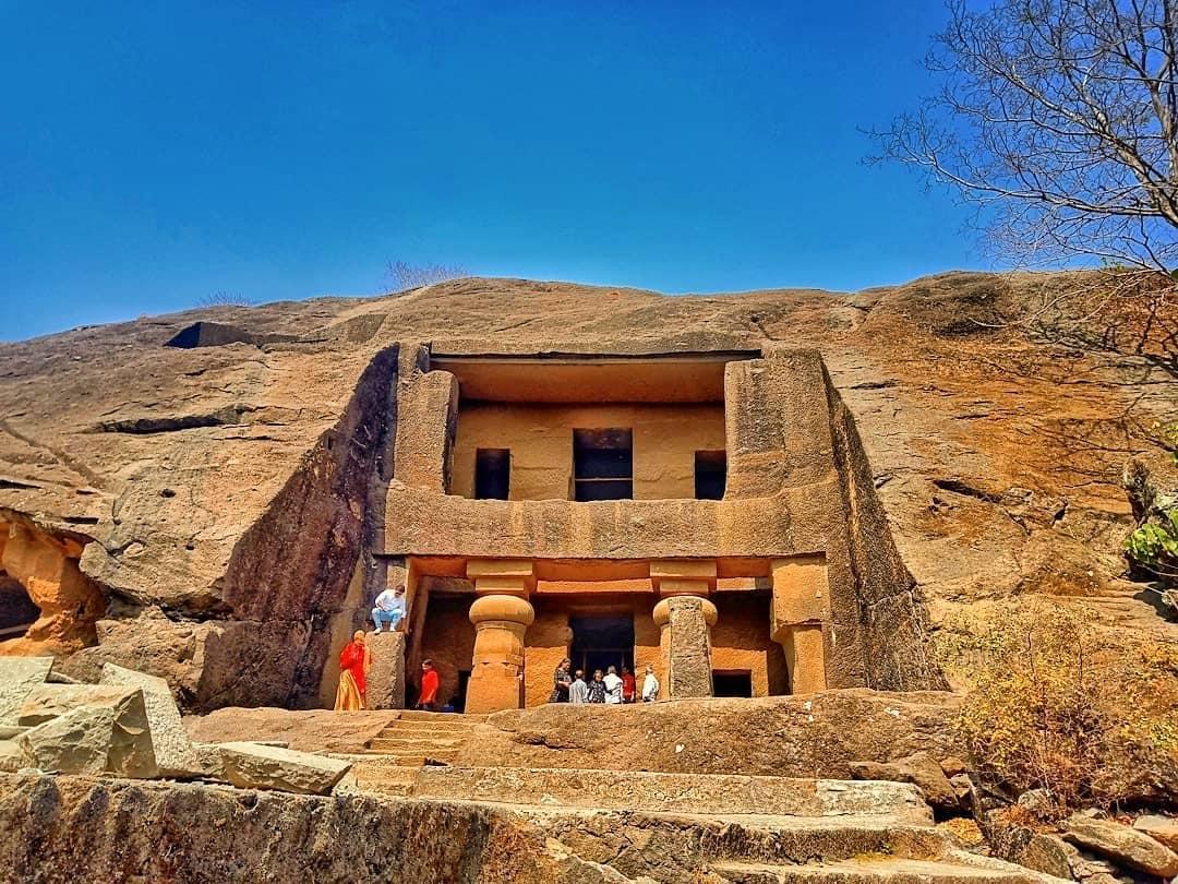 Kanheri Caves (Photo: Facebook)