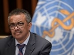 """Calling it an """"important development"""", the WHO chief further said India's contribution will help all COVAX-supported countries reach the 40 per cent vaccination target rate by the end of the year.(REUTERS)"""