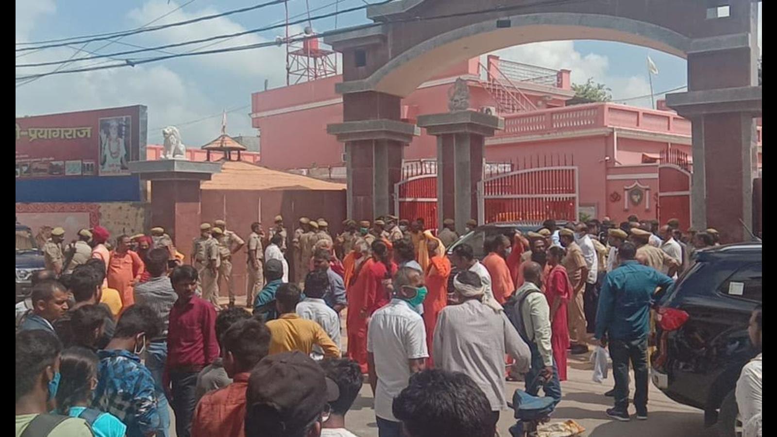 Akhada to take final call on Mahant Giri's successor