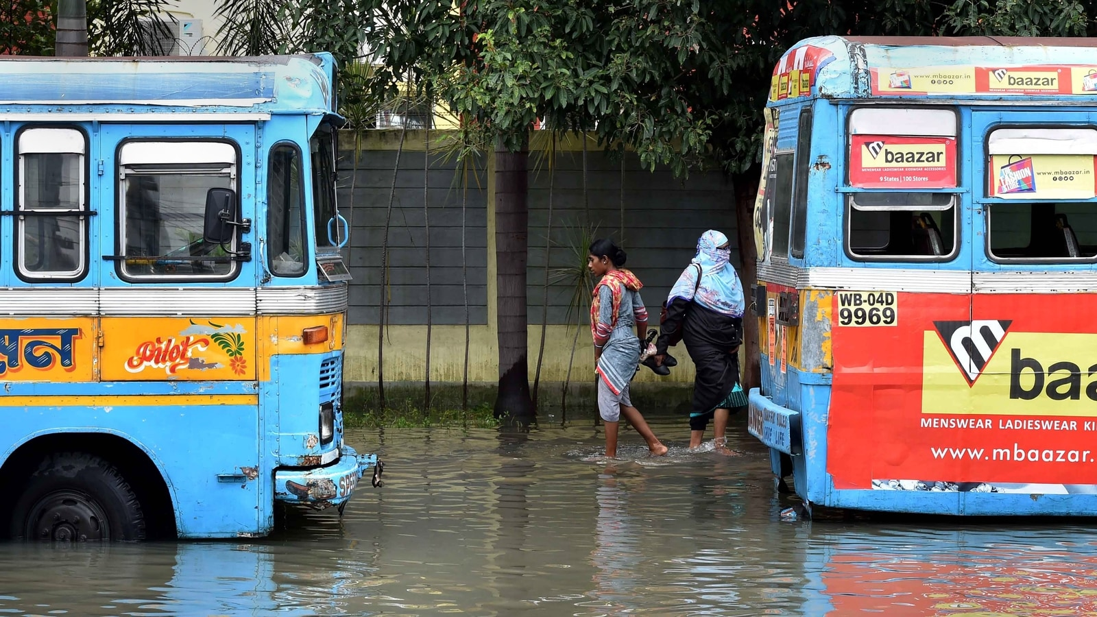 More rainfall in West Bengal ahead of Durga Puja? Here's what IMD says