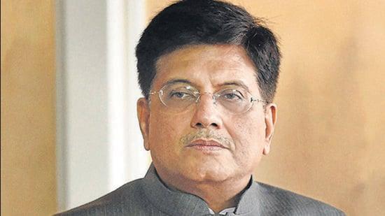 Union minister Piyush Goyal. (File photo)