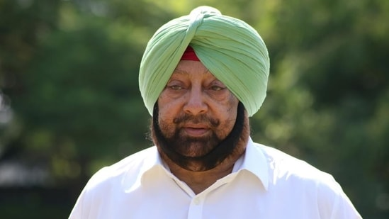 Captain Amarinder Singh on Wednesday said he will never let Navjot Sidhu become the CM.