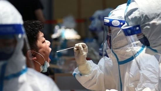 China has been able to keep the virus from transmitting widely within its borders through a costly and strict strategy that relies on lockdowns and mass testing.(via Reuters)