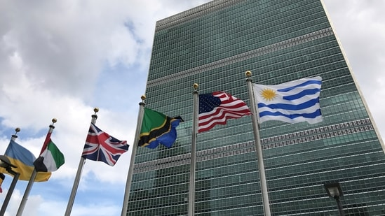 The United Nations building is pictured in New York, United States.(File Photo / REUTERS)