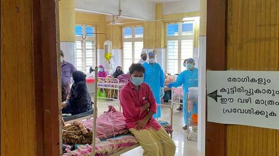 Kerala high court has also said that cost of treatment for persons above the poverty line (APL) for any ailment has to be borne by the patients always, but considering the very high cost of treatment of complications due to Covid, treatment has to be made available to APL category patients at reasonable costs. (REUTERS)
