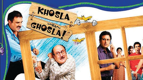 The 2006 film, Khosla Ka Ghosla, won a National Award for Best Feature Film in Hindi