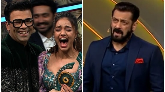 Divya Agarwal, who became the first winner of Bigg Boss OTT, revealed how she would behave with Salman Khan if she were a part of Bigg Boss 15.