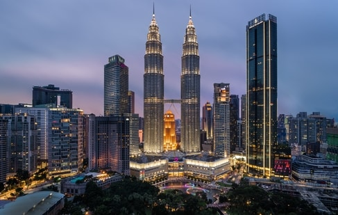 Malaysia will resume interstate travel to help revive domestic tourism once 90% of the adult population is fully vaccinated, Prime Minister Ismail Sabri Yaakob said.(Unsplash)