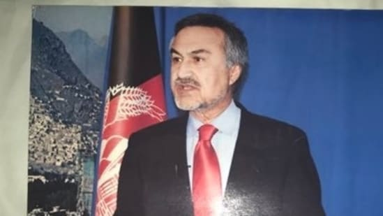 Daoud Sultanzoy was appointed the mayor of Kabul by Ashraf Ghani.