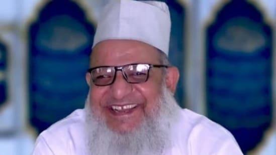 Maulana Kaleem Siddiqui was arrested late on Tuesday night.