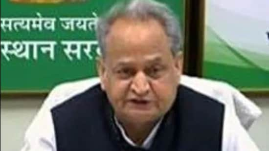Chief minister Ashok Gehlot said Rajasthan's solar generation potential has been assessed at 142 GW. (File photo)