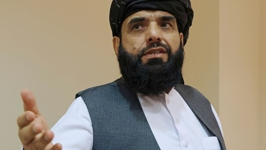 Suhail Shaheen was named as Afghanistan's present representative to the UN, but it is a tricky situation now.