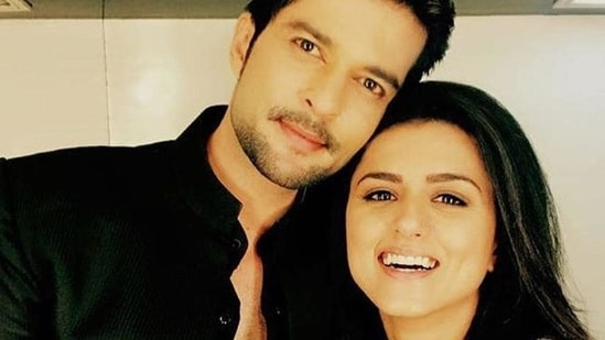 Raqesh Bapat said that he knew his ex-wife Ridhi Dogra would always have his back.