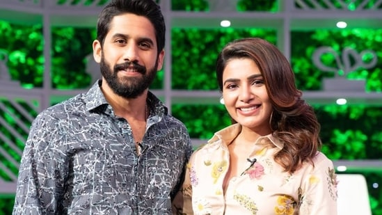 Naga Chaitanya and Samantha Akkineni are dealing with rumours of a split.