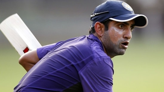 Former India batsman and KKR captain Gautam Gambhir. (Getty)