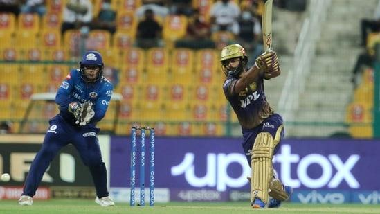 MI vs KKR highlights and updates IPL 2021