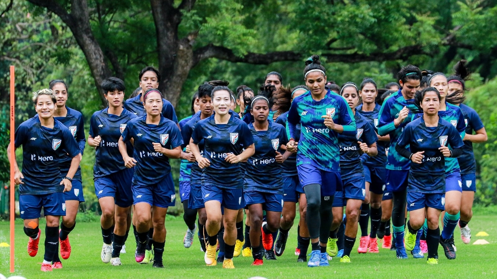 Indian Women's football team to travel abroad to play international matches