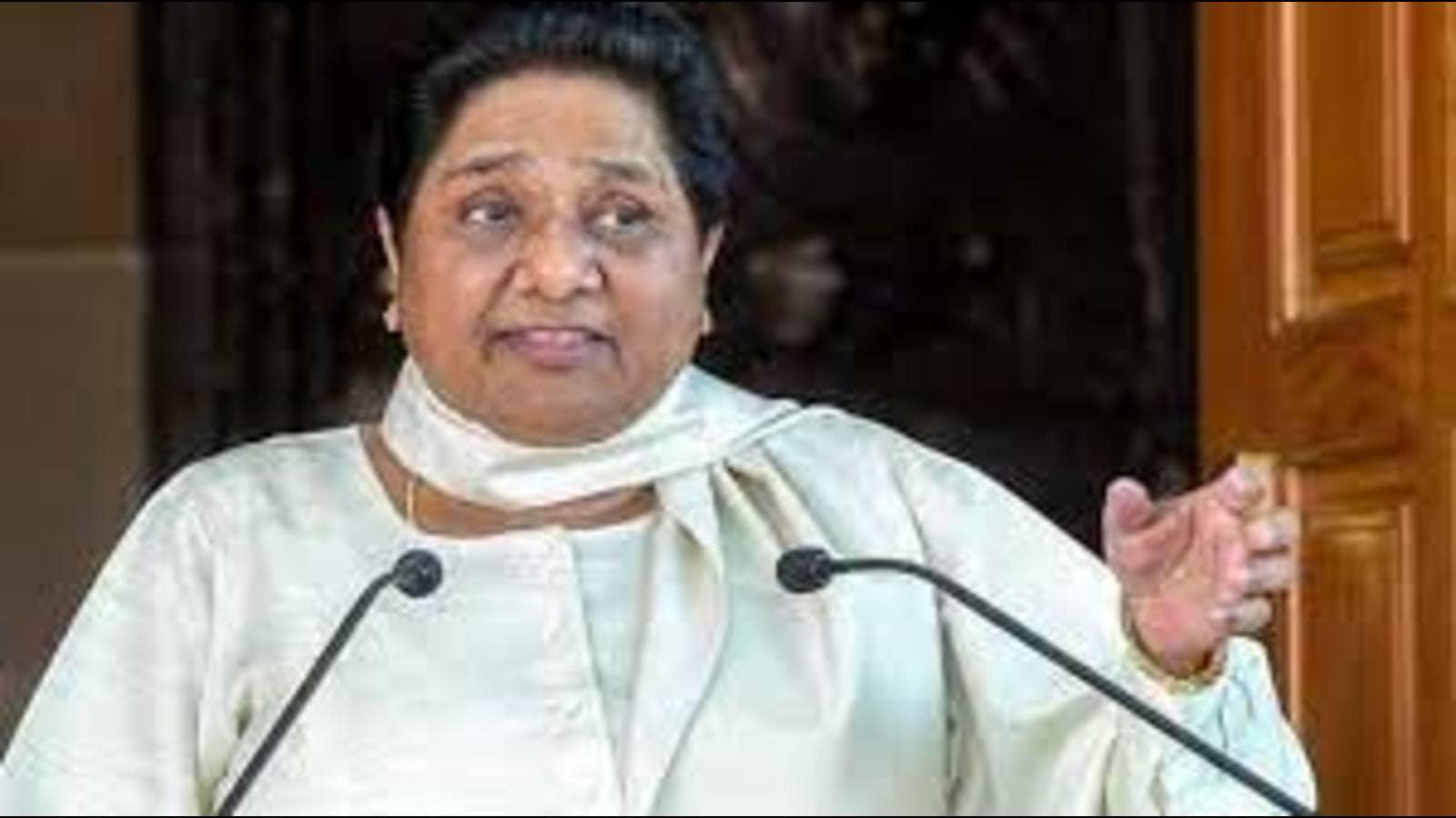 Centre's no to caste census exposes BJP's OBC politics: Maya