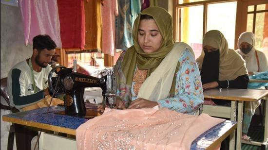 Entrepreneur Tawheeda Akthar is the wind beneath the wings of unskilled Kashmiri women