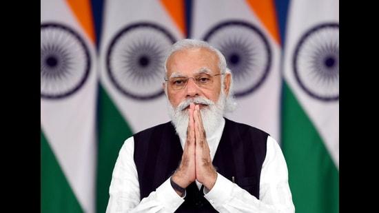 Prime Minister Narendra Modi's latest declaration suggests his net worth is <span class='webrupee'>₹</span>3.07 crore. (PTI)