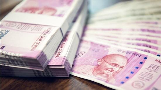 A savings account in the name of a daily wage worker was opened in 2016 and crores of rupees was transacted through it in three months thereafter (Shutterstock)
