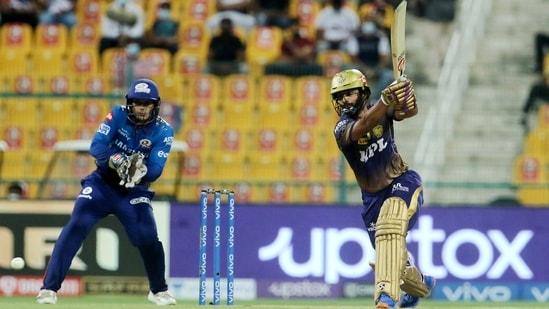 Kolkata Knight Riders defeated Mumbai Indians by 8 wickets in IPL 2021 match no. 34(ANI)