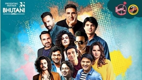 The list of speakers is testimony to the star studded gala that the Bounce Back Bharat Fest is going to be.