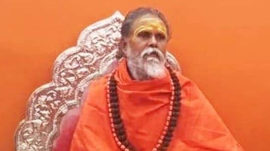 Narendra Giri was found dead on September 20.(File Photo)