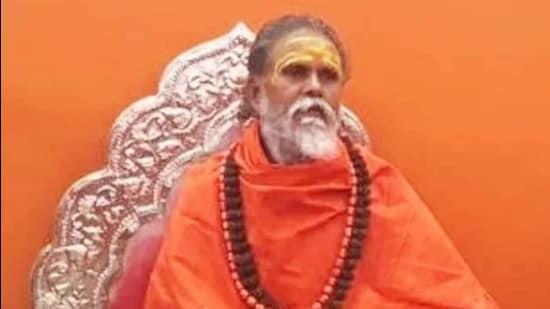 Narendra Giri was found dead on September 20. (File photo)