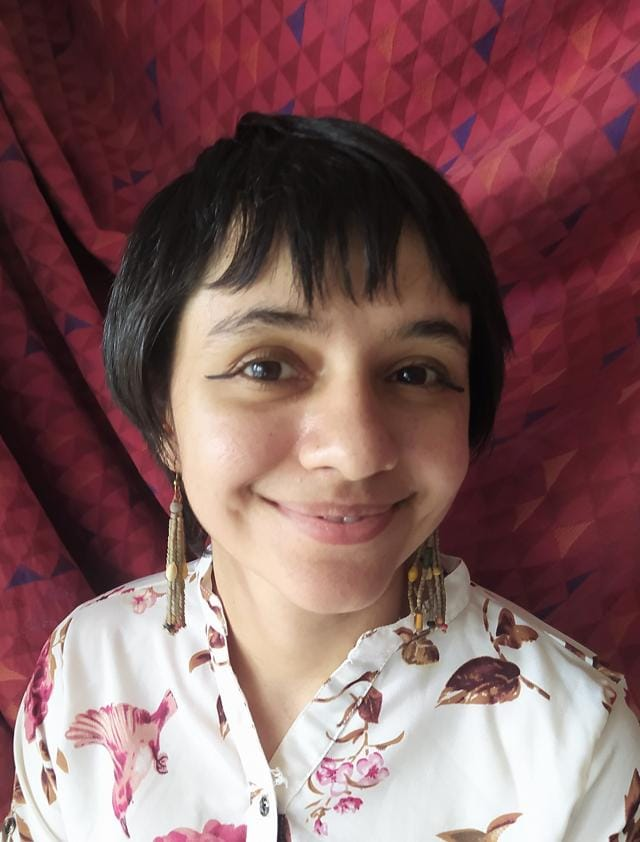 Likla, author of Somnath Hore: Wounds (Courtesy the author)