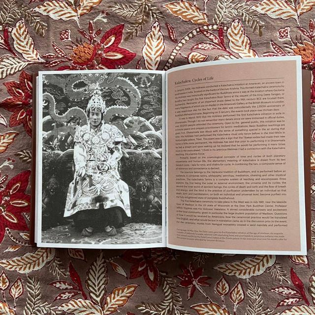 A spread from the book. (Courtesy Roli Books)
