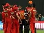 SRH vs PBKS Highlights - Sunrisers Hyderabad vs Punjab Kings, Indian Premier League Match Today in Sharjah Cricket Stadium in UAE(BCCI/IPL)