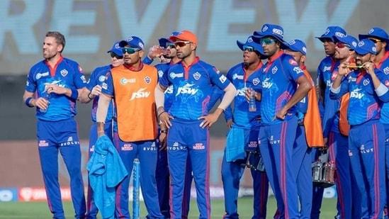 DC vs RR Highlights, IPL 2021: Sanju Samson's half century in vain as Delhi  Capitals beat Rajasthan Royals by 33 runs | Hindustan Times