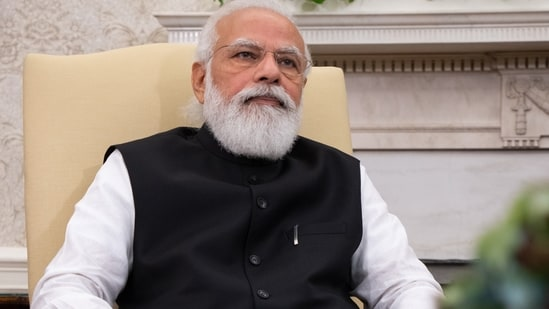 PM Modi congratulates candidates who cleared UPSC Civil Services exam(Sarahbeth Many/The New York Times/Bloomberg)