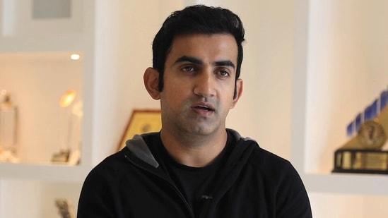 Gautam Gambhir surprised with RR's decision to drop Morris and Lewis